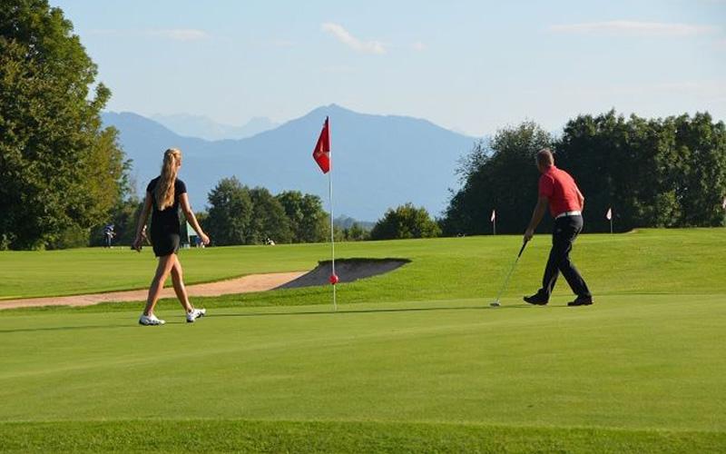 Photo Golfplatz Beuerberg