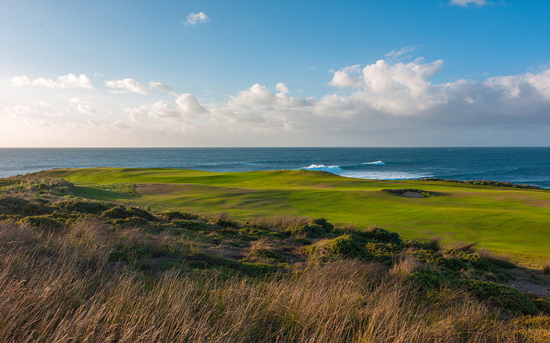 Crédit photo : Cape Wickham Links
