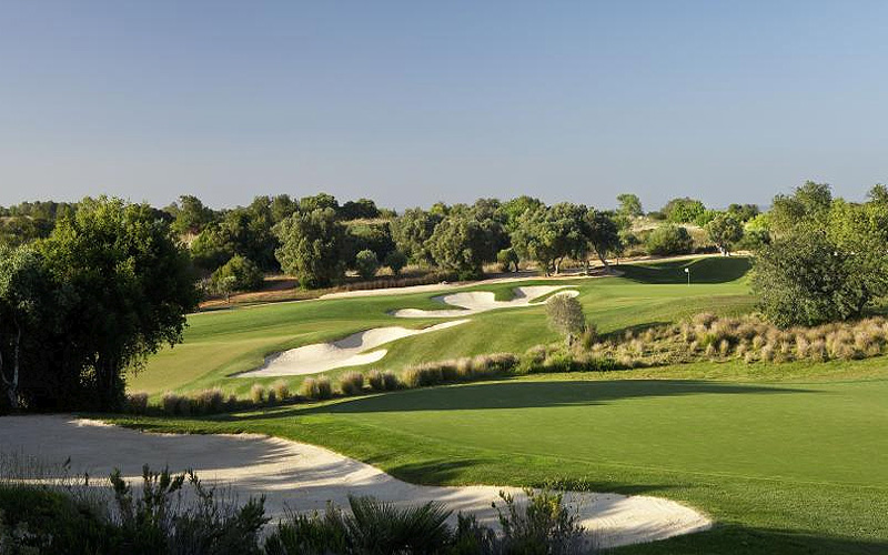 Credit photo : Oceanico Faldo Golf Course