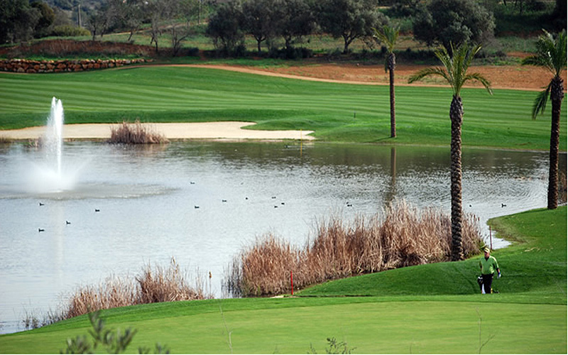 Credit photo : Silves Golf
