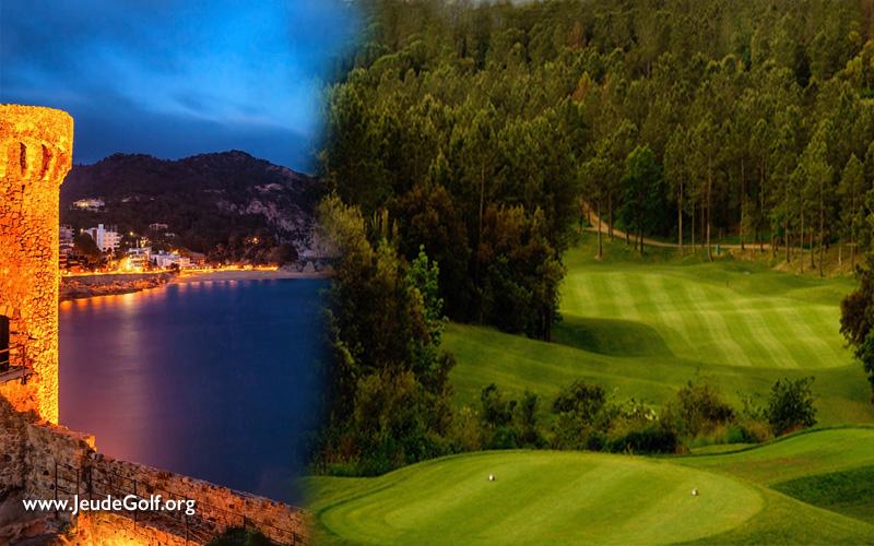 Aller jouer au golf en Costa Brava, sur la côte méditerranéenne