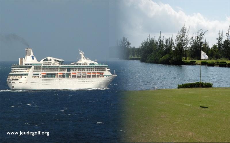 Croisières golf : prendre un bateau pour aller sur les plus beaux parcours du monde