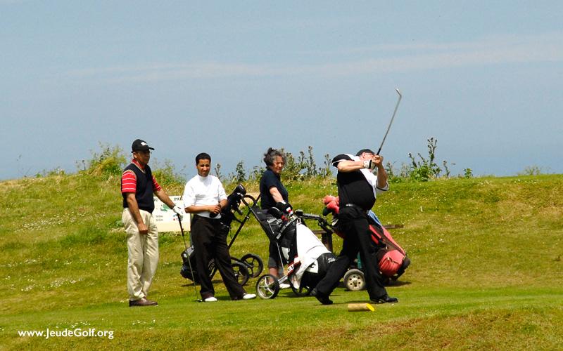 Jouer au golf après 50 ans