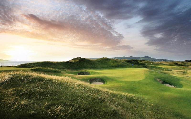 Credit photo : Portmarnock Golf Club