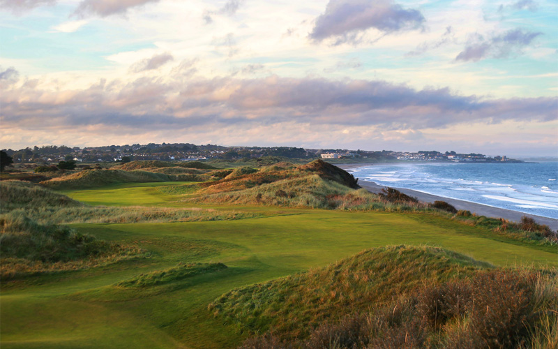 Credit photo : Portmarnock Golf Club