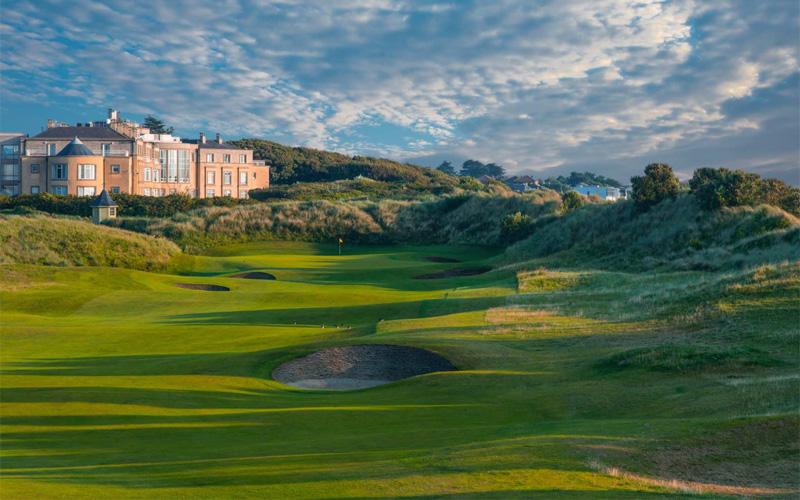 Credit photo : Portmarnock Golf Link