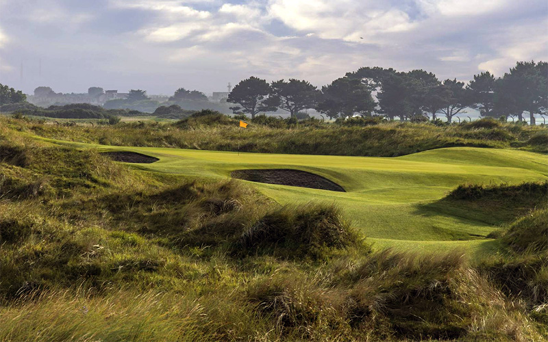 Credit photo : Portmarnock Golf Link