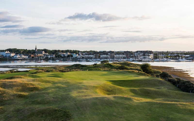 Credit photo : The Island Golf Club