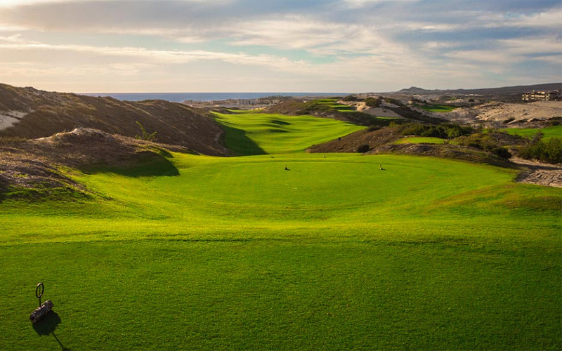 Credit photo : Diamante Dunes Course