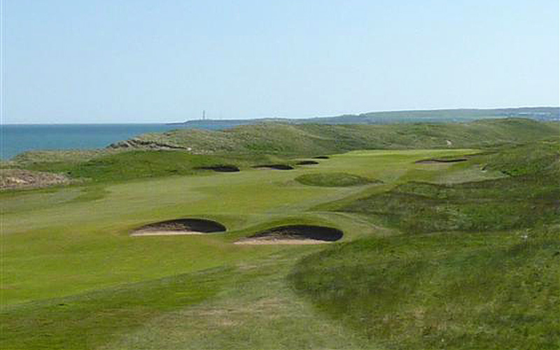 Credit photo : Royal Aberdeen Golf Club
