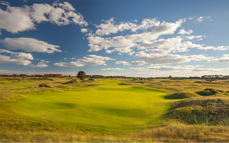 Credit photo : Carnoustie Golf Links