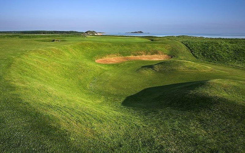 Credit photo : North Berwick Golf Club