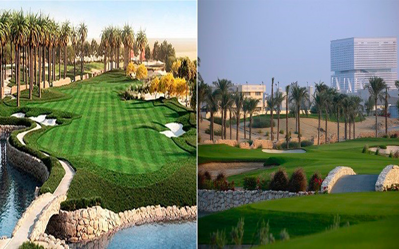Crédit photo : Education City Golf Club