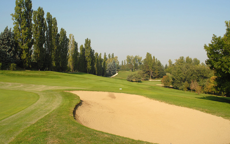 Credit photo : Golf Club Bologna