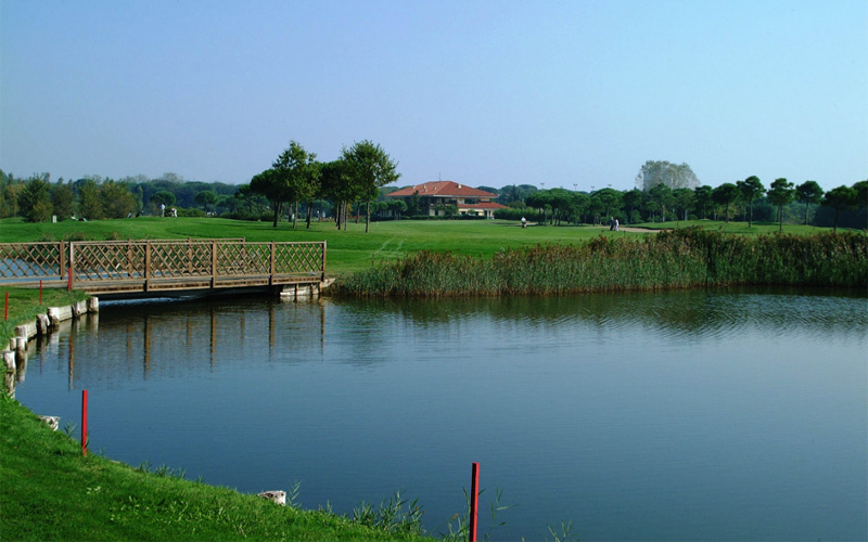 Credit photo : Adriatic Golf Club Cervia