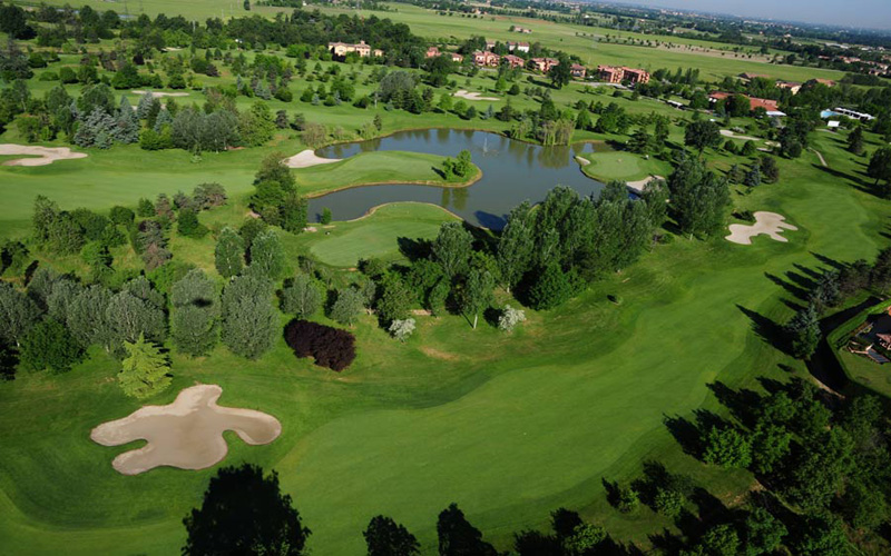 Credit photo : Modena Golf & Country Club