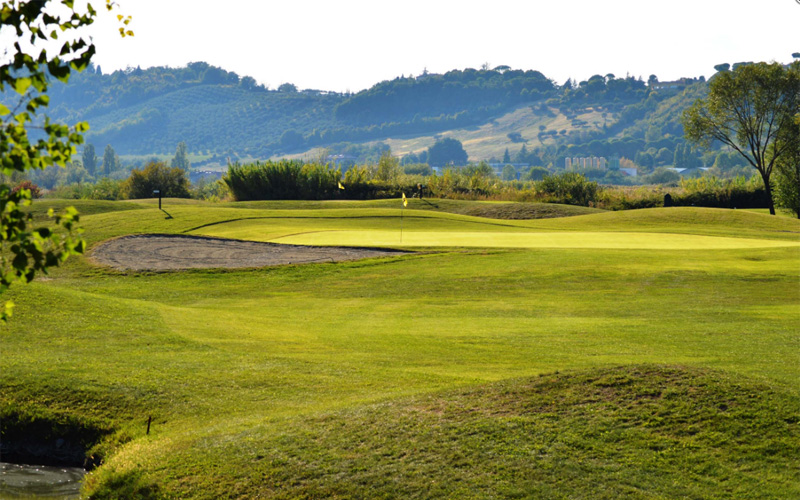 Credit photo : Verucchio Golf Club