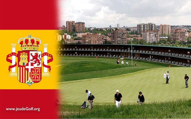 Image : JeudeGolf.org avec Fotolia et Centro Nacional de Golf