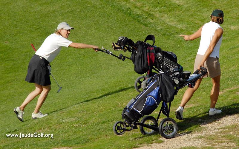 Comment éviter la fatigue à la fin d'un parcours de golf ?