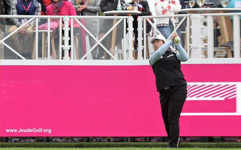 Shanshan Feng, première joueuse chinoise numéro un mondiale de golf