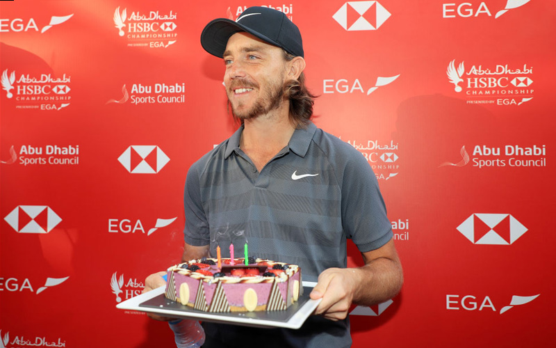 Crédit photo : Tommy Fleetwood - European Tour Communications