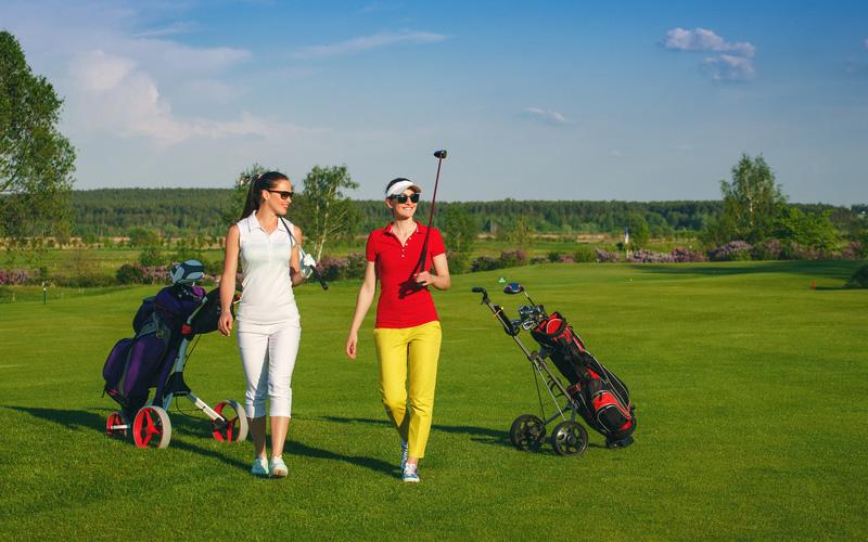 Quelle est la place des femmes dans le golf ?