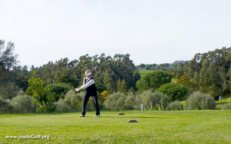 Golfeuse à Pehna Longa