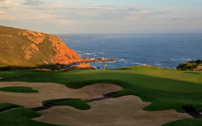 Crédit photo : Pezula Golf Course