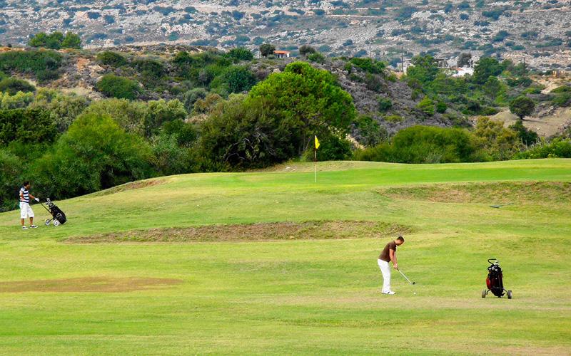 Crédit photo : Afandou Golf Course