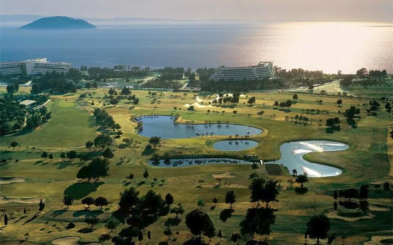 Crédit photo : Porto Carras Golf Course