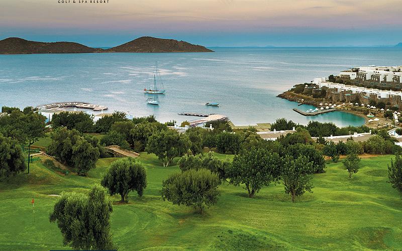 Crédit photo : Porto Elounda Golf Course