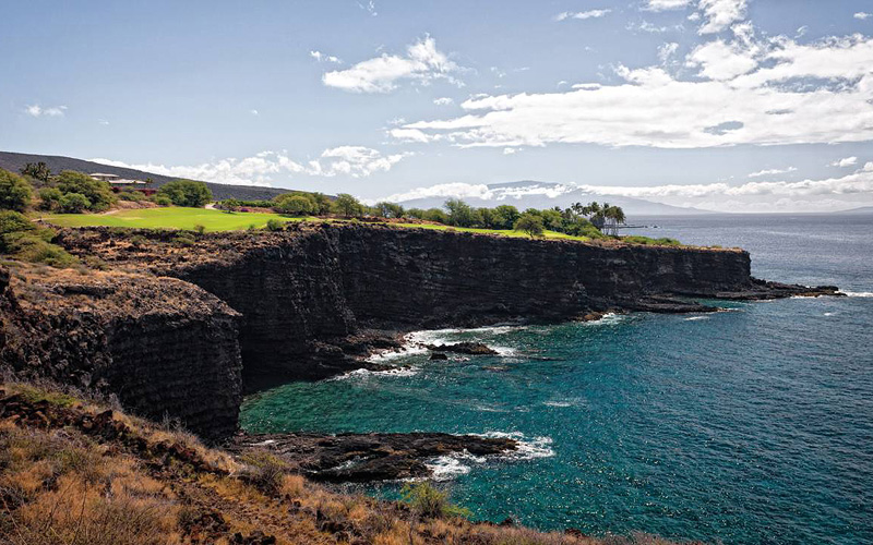 Crédit photo : Manele Golf Course