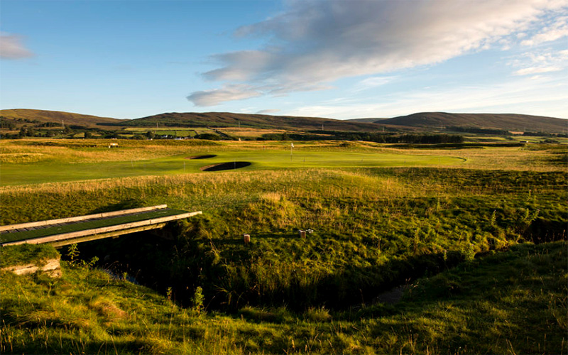 Credit photo : Brora Golf Club