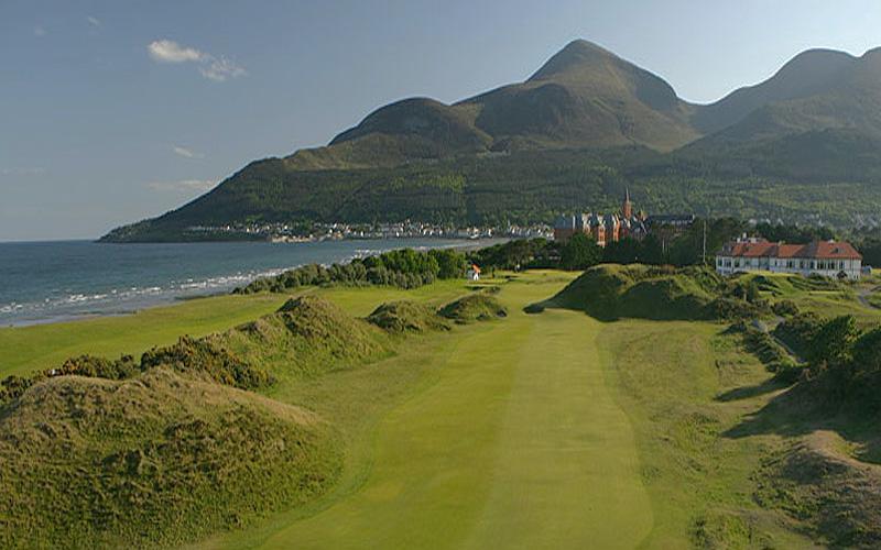Credit photo : Royal County Down
