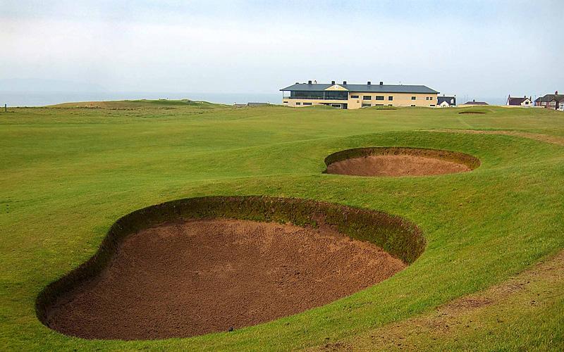 Credit photo : Portstewart Golf Club