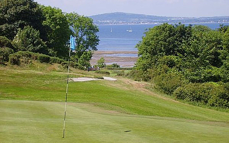 Royal Belfast Golf Club. Photo Iagto