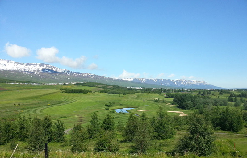 Photo Akureyri Golf Club