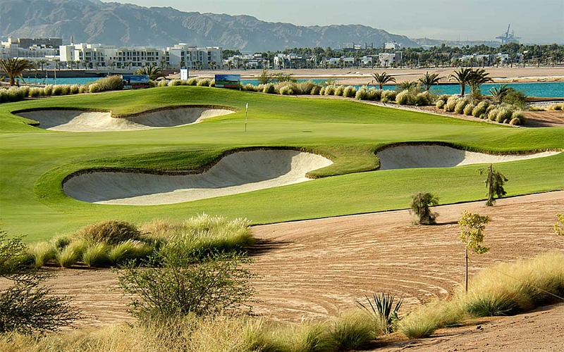 Crédit photo : Golf d'Ayla