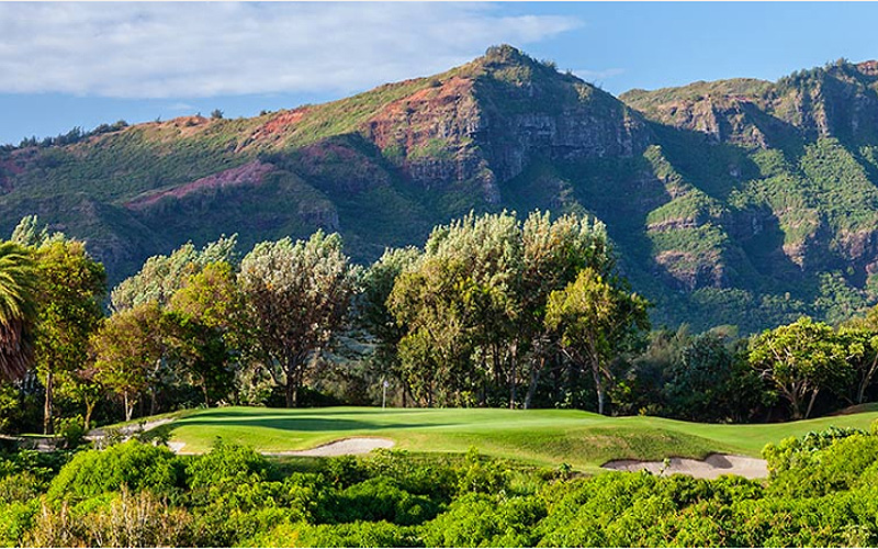 Crédit photo : Go Golf Kauai