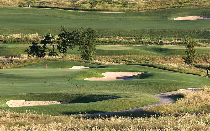 Credit photo : Royal Golf La Bagnaia