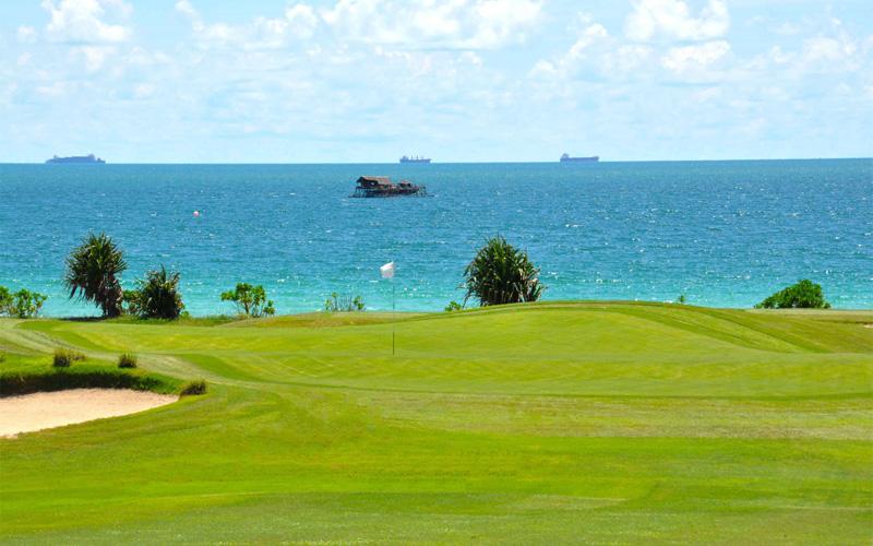 Crédit photo : Laguna Golf Bintan