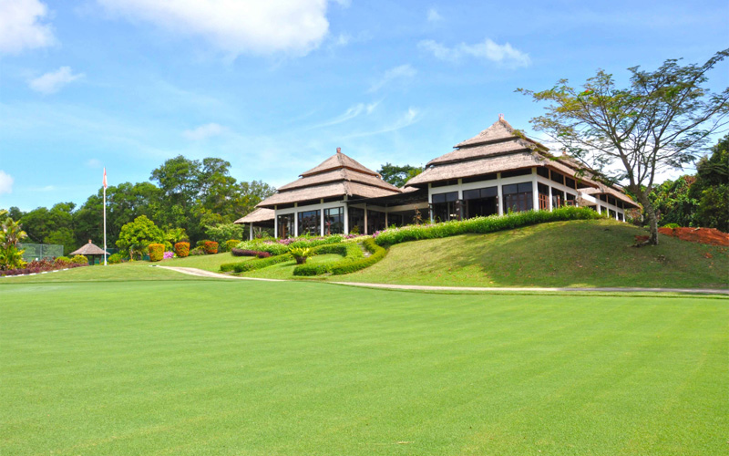 Crédit photo : Laguna Golf Bintan