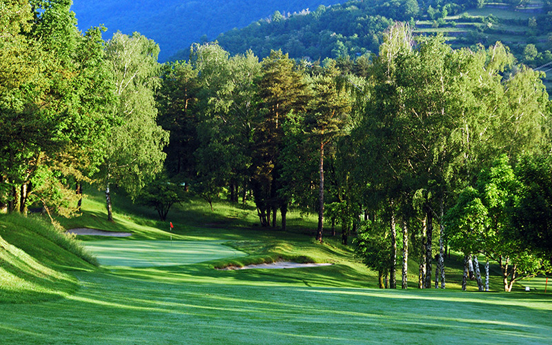 Photo Menaggio & Cadenabbia Golf Club