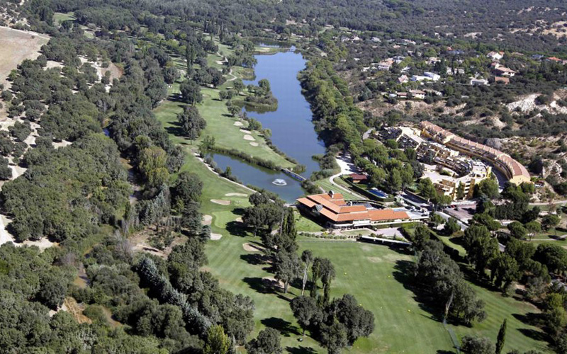 Crédit photo : Golf Booking Madrid