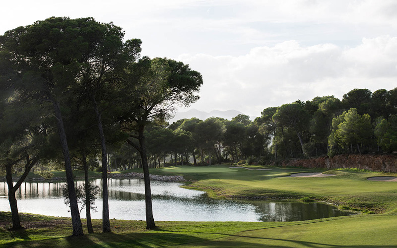 Crédit photo : Son Servera Golf Course