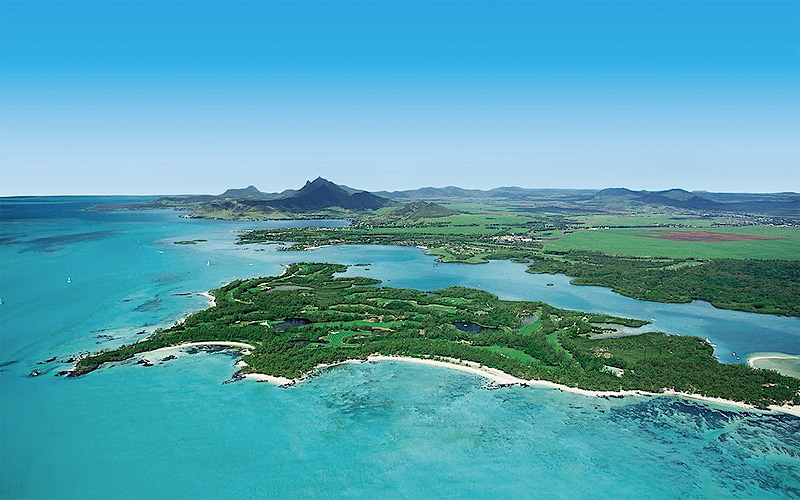Crédit photo : Golf Course In Mauritius