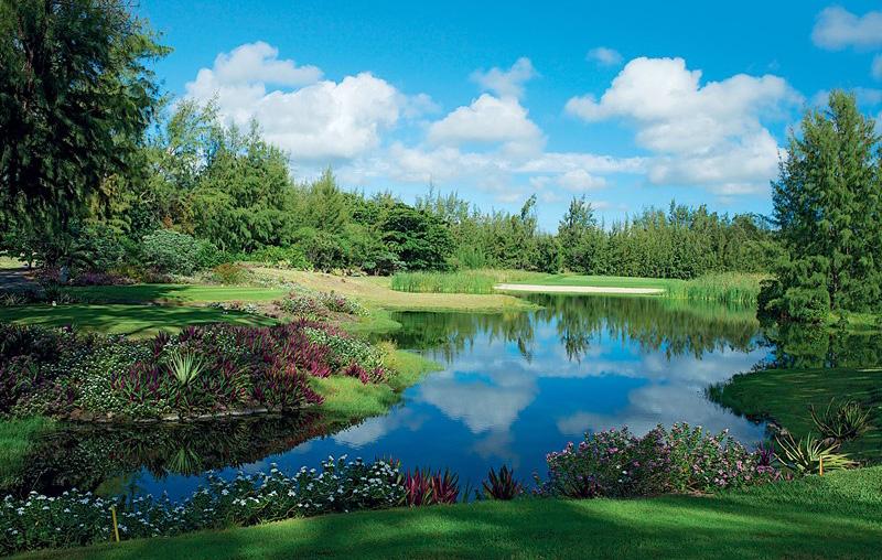 Photo golf de l'Ile aux Cerfs