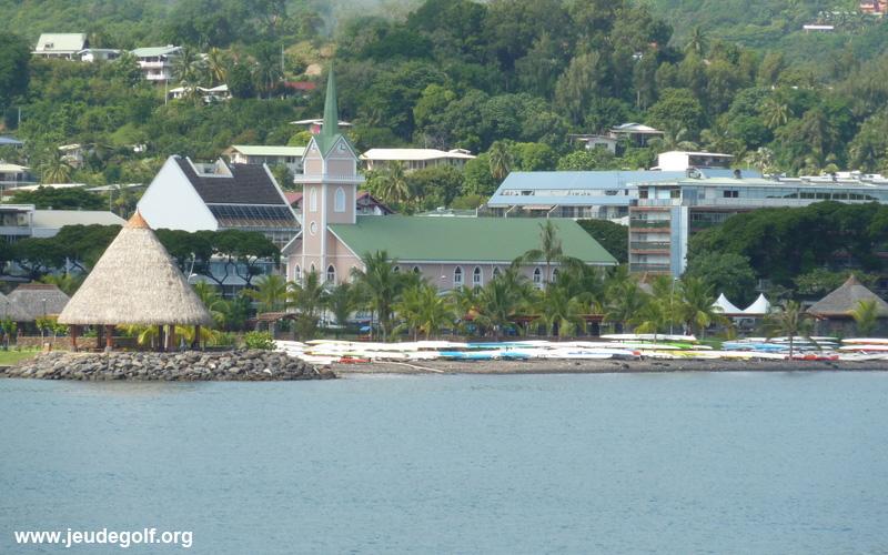 Traversée en ferry entre Tahiti et Moorea