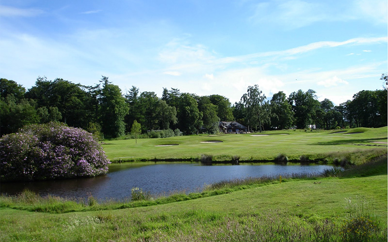 Crédit photo : Meldrum House Golf Course