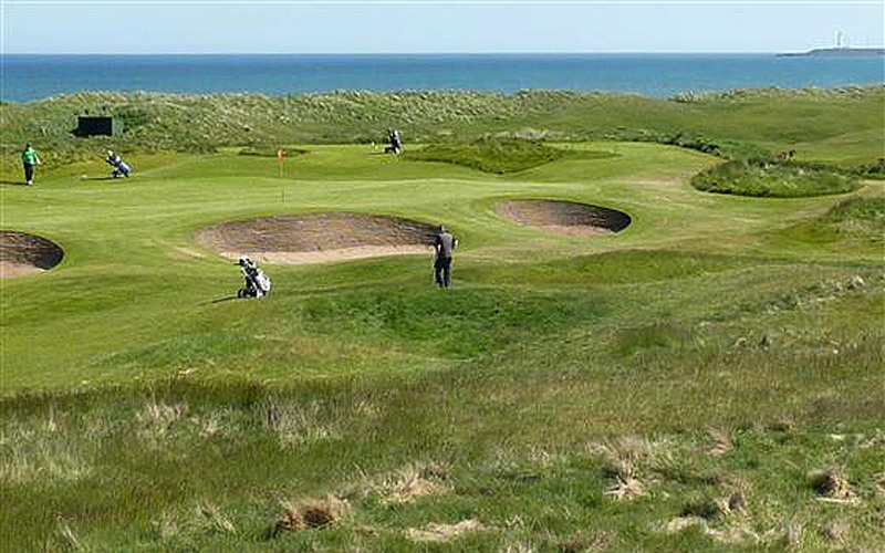 Crédit photo : Royal Aberdeen Golf Club